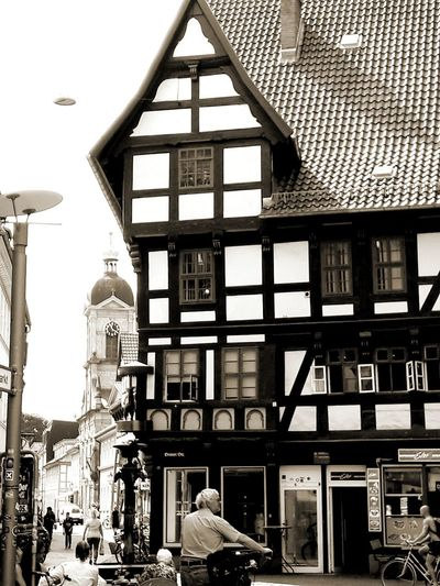 old town and