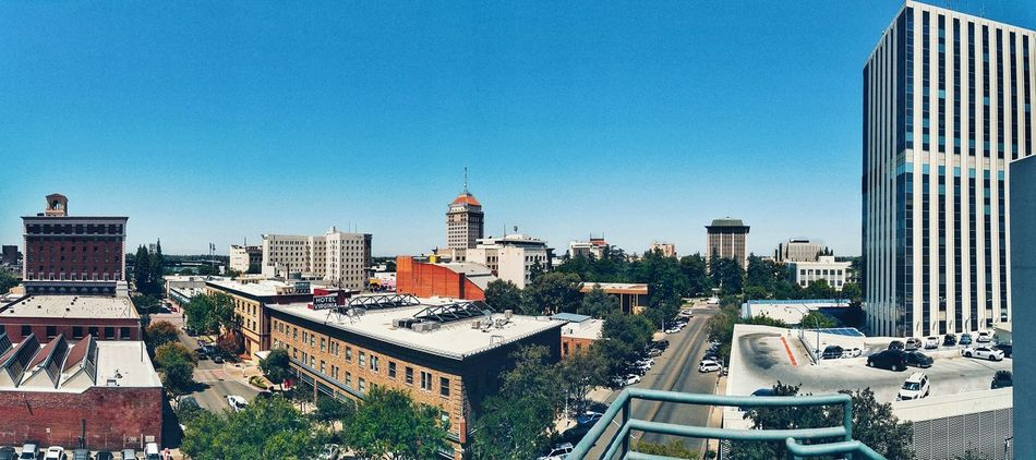 Downtown Fresno Fresno, Ca California Love Central Vally San Joaquin Valley Home Cityscape City City Streets  City View  Rooftop Rooftop View  Sky Day Architecture Built Structure Building Exterior Sommergefühle Let's Go. Together. #urbanana: The Urban Playground