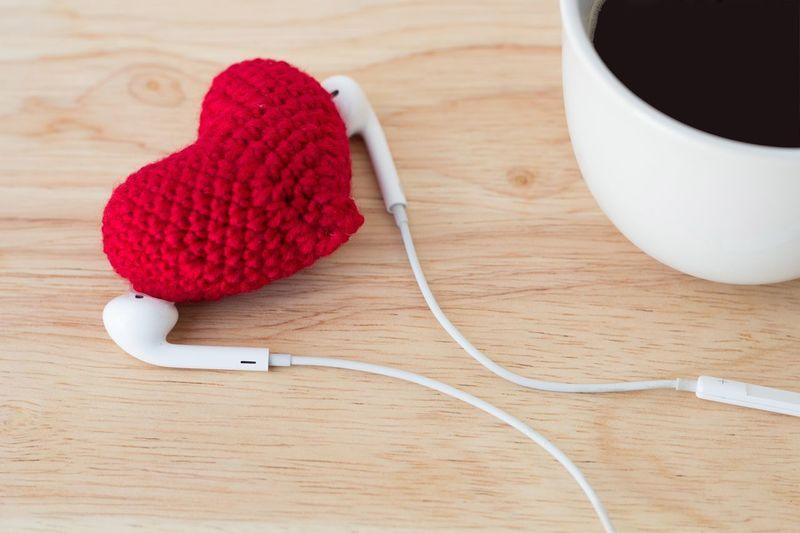coffee, music,