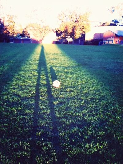 One guy football