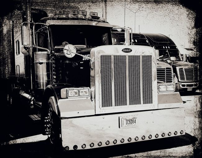 At Petro in Atlanta Georgia. Sweetride Trucker Awesome Trucks