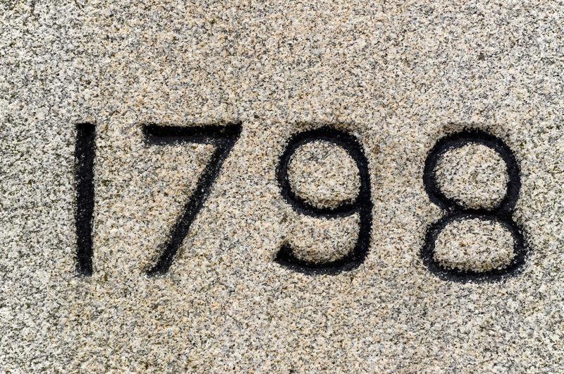 Number 1798