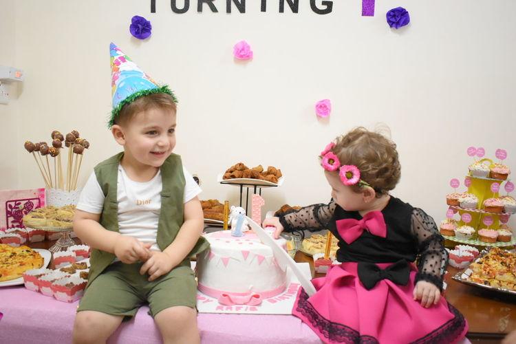 Birthday Child Celebration My Niece ❤ & My Nephew Princess And Prince 🍮❤