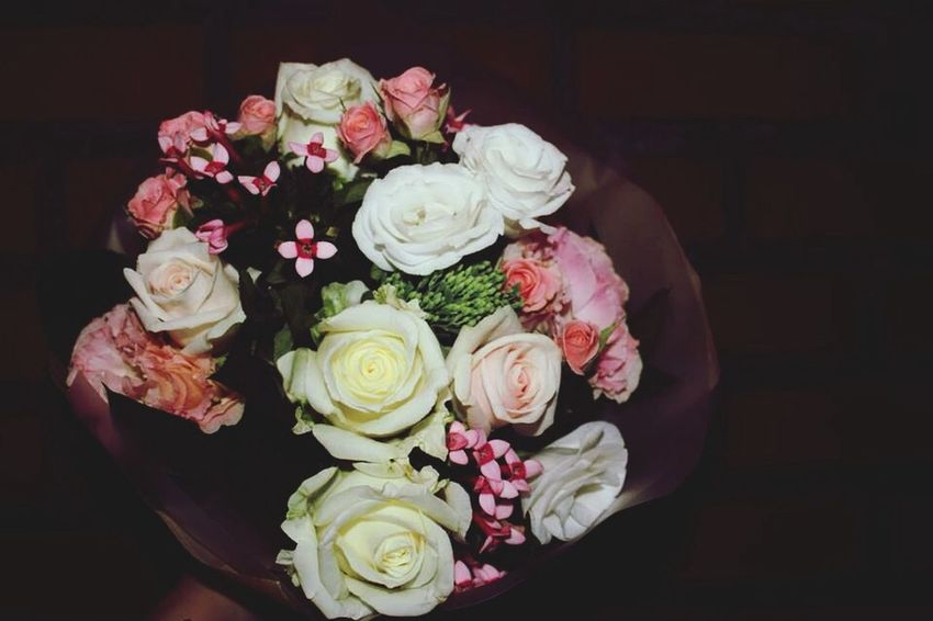 Happy My Birthday Flowers :) Love ♥
