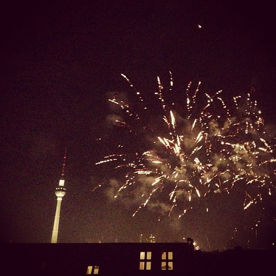 Happy New Year from Berlin!