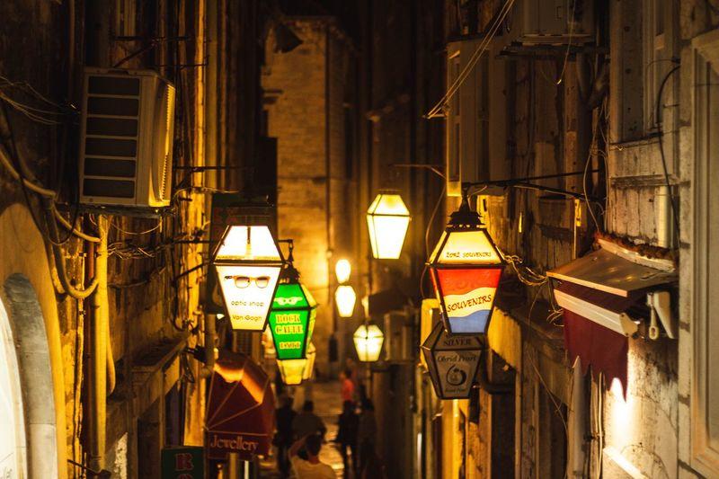 Lights of