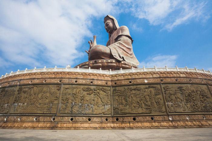 Goddess of Mercy Buddha Goddess Of Mercy History Mercy  No People 观音像