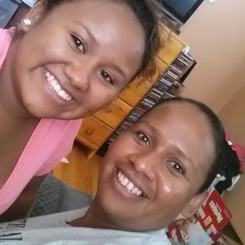 Mother and Daughter or my Twin ? MotherDaught Twins Sister LynnetteAndLynnetteJr