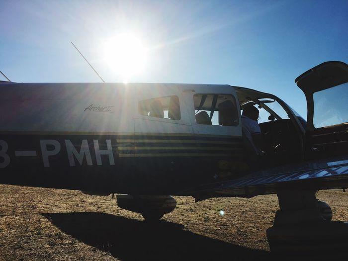 Flying VFR...almost free as a bird First Eyeem Photo