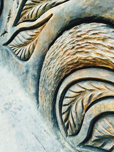 Taking Photos Carving Wood Art Leaves Wood Sculpture Nature Eyemphotography Robinswood Hill