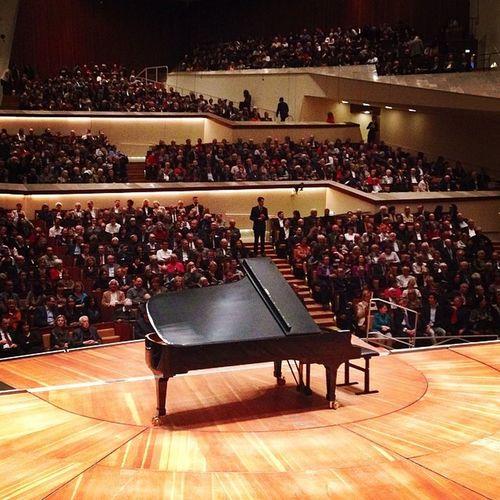 100happydays Happygentaglia 100happydaysmisstrawberryfields Day27 Sokolov BerlinerPhilarmonie pianist concert piano Chopin classicmusic