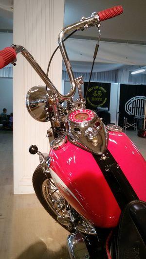 Color Photography Motowinter Exhibition Motorcycles Custom Motorbike Enjoying Life Relaxing