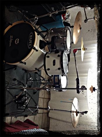 Good Sound Metalcore Drummer Life Mapex