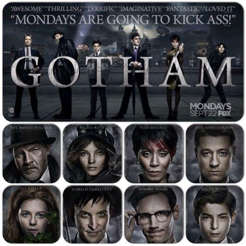 Movie Posters Dccomicss GothamГотэм
