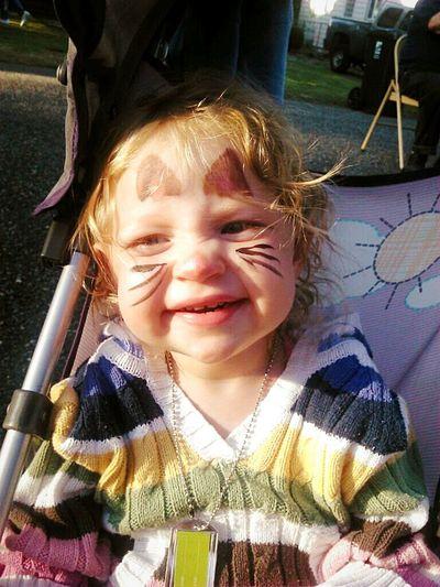 Carnival Spirit Carnival Toddler Girl Blond Hair Blonde Girl Blonde Hair Blue Eyes Carnival Face Paint Colors Of Carnival