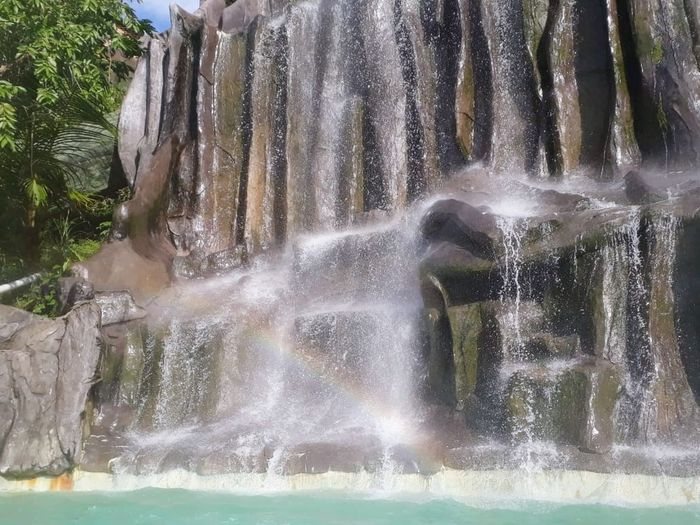 Just a rainbow🌈💧 Rainbow Picoftheday Natural Water