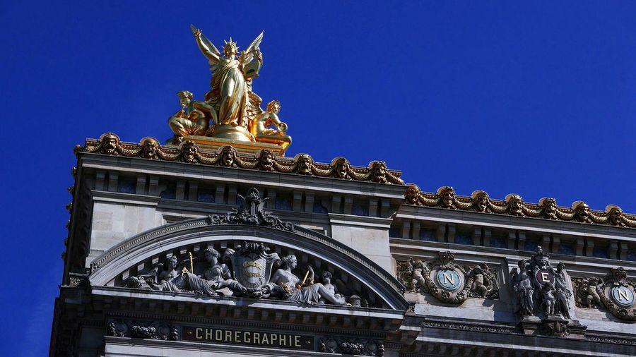 Amazing Architecture Palais Garnier Paris France Paris France The Architect - 2015 EyeEm Awards Cityscapes