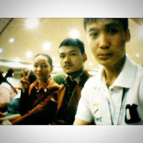 Selfie Seminar Gawat Darurat Hotel gracia semarang