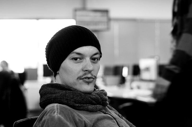 Nikon Nikonphotography NikonD5 Headshot Human Face Person Looking Blackandwhite Eyecontact Eyes