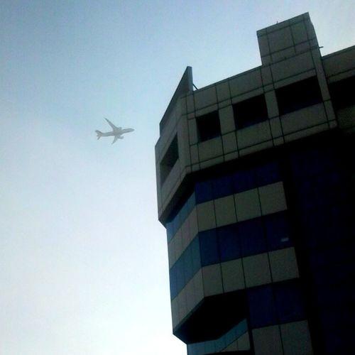 Delhi Flight Plane Igi