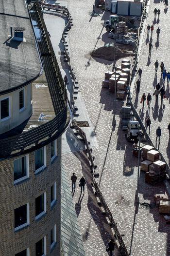 Altona Deutschlam Gebäude Hamburg Menschen Buildings Germany People Perople Straßen Street Streetphotography Go Higher