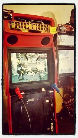 Friction Arcade I Like Arcades