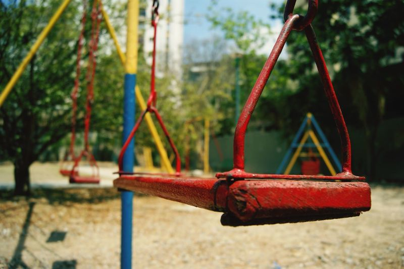 Swings Childhood