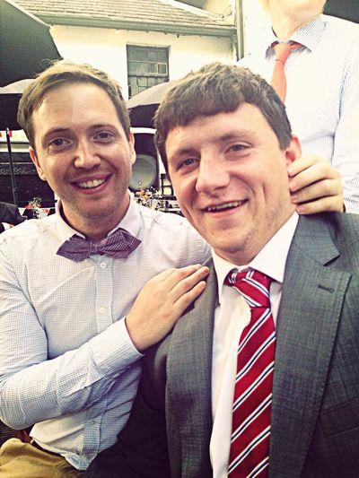 Adam and Corey feeling romantic... Not at all weird...