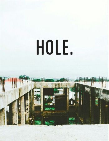 HOLE. Hole In The Sky Architecture First Eyeem Photo Hole INDONESIA Indonesia_photography IndoorPhotography Indoors  Looking To The Other Side