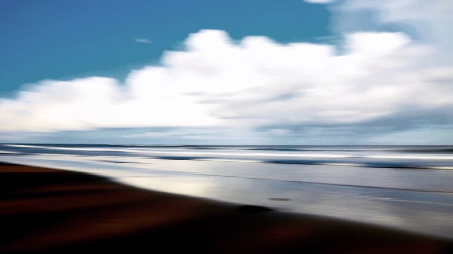 Blurred Motion No People Abstract Photography Beachphotography