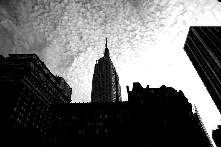 Architecture Building Exterior Built Structure City Day No People NYC NYC Photography NYC Street Photography Outdoors Sky