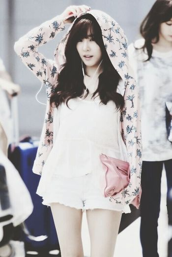pink❤ Tiffany Hwang SNSD Girls Generation
