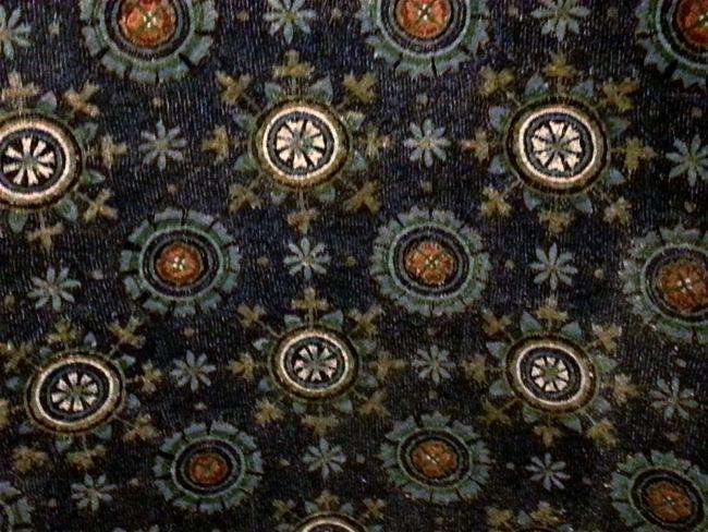 Mosaic Tiles Ravenna Italy