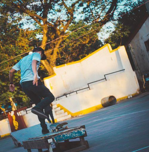 Skateboard Full