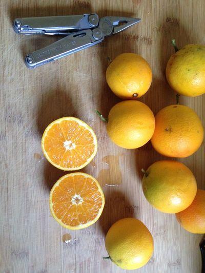 Orange Oranges Leatherman Orangejuice