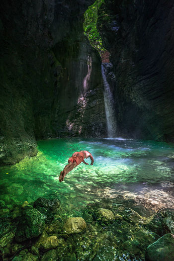 KOZIAK WATERFALL Crystal Clear Exploring Jumpshot Land Vehicle Landscape Nature Nature On Your Doorstep Nature Photography Nature_collection Naturelovers No People Outdoor Photography Outdoors Outside Reflection Slovenia Sonyalpha Tranquil Scene Tranquility Travel Travel Destinations Traveling Water Water Reflections Waterfall