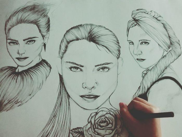 Practice !! Drawing Sketching Art, Artwork & Sketch Art, Drawing, Creativity Hand Drawing ArtWork Sketchclub