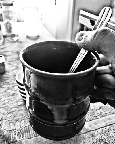 Goodmorning Goodmorningpost Tea Acupoftea TeaCup Spoon ...