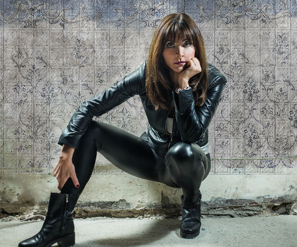 BadGirlsClub Badasses Leather Pic Of The Day Photography Beautiful Woman Shotoftheday Fetish Model