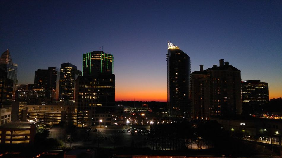 NofilternoeditNofilter No Filter Buckheadatlanta Buckhead Skyline City Life In The Night Citylife Citylights CityShowcase April