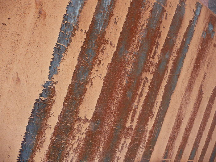 Rust Industry Rusty Steel Textured Backgrounds Brown Close-up Day Full Frame No People Outdoors Pattern Rusty Rusty Steel Plate Steel Texture Textured