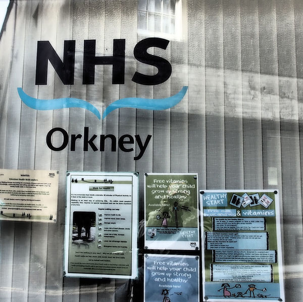 Kirkwall - Orkney Islands, Scotland Day Outdoors Text Communication Scottish Highlands Close-up No People Remote Location Western Script Orkney Islands A Taste Of Scotland Bitter Winters Bleak And Cold NHS Orkney NHS Scotland This Is Aging