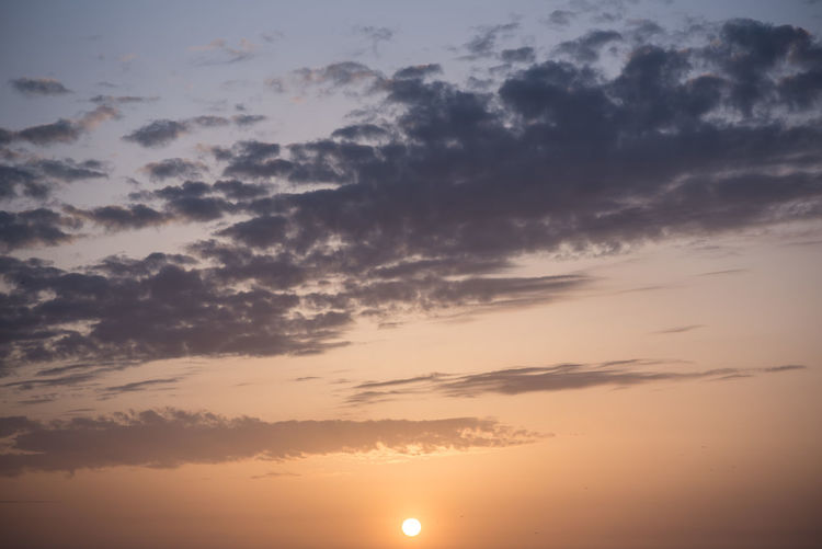 Ways Of Seeing Cloud Twilight Nature Outdoors Sky Sun Sunlight Sunset Summer Exploratorium