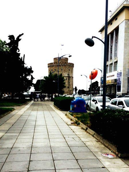 Thessaloniki White Tower Thessaloniki Greece Nea Paralia Thessalonikis Thessaloniki,Greece 🙈🙉🙊✌ White Tower Of Thessaloniki Greece,thessaloniki