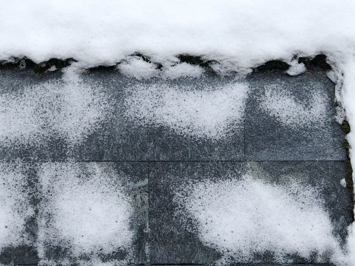 Shades of winter Shades Of Winter Shades Of Grey Grey & White Concrete And Snow Gettyimages Getty Images EyEmNewHere EyeEm Best Shots Snow Bricks Bolonie Art Bolonie Style Bolonie Cold Temperature Winter Full Frame Snow Weather Backgrounds Day Motion Nature Water Outdoors No People
