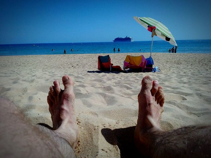 Holiday POV Goodlife Summertime Vacation Relaxing Summer2015 Beach Paradise Beach Holidays Boat