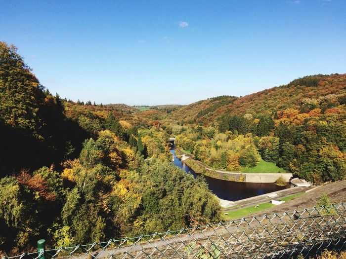 Barrage de la gileppe Dam