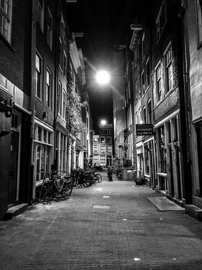 Building Exterior Architecture Built Structure Street Light Street Night The Way Forward Illuminated Outdoors City Street Car City Transportation Road No People Sky The Week On EyeEm From My Point Of View