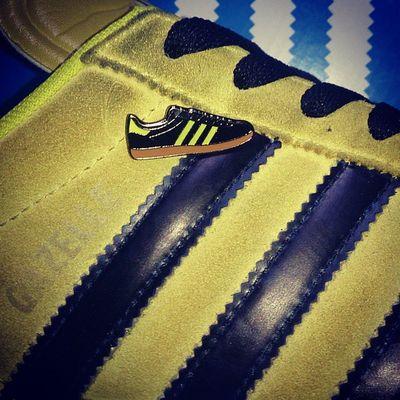 Adidasgazelles Adidas Thebrandwiththethreestripes Adidas Adidaslavender Thethreestripes Trefoilonmyfeet