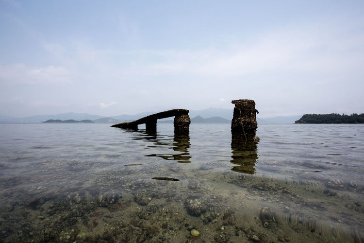 some old bridge at Ma On Shan, Hong Kong follow us at: Website: http://goo.gl/OK6Nsk 500px: https://500px.com/devtagstudios Facebook: https://www.facebook.com/devtagstudios Instagram: https://instagram.com/devtagstudios/ Behance: https://www.behance.net/javgloria Vimeo: http://www.vimeo.com/devtagstudios Beauty In Nature Hong Kong Hong Kong Sea View Horizon Over Water Scenics Sea Seascape Water The Great Outdoors With Adobe